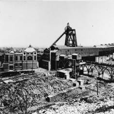 Harton Colliery.