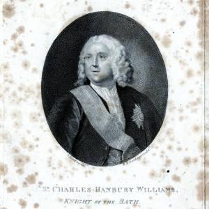 Charles Hanbury Williams, Sir, Knight of Bath, 1708 - 59