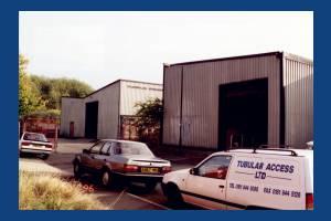 Macemain Engineering, Durnsford Industrial Estate, Wimbledon