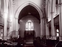 St. Mary's Parish Church, Wimbledon: Interior