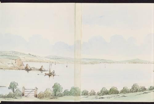 Bishopstowe, c1860, Torquay
