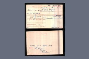 Medal index - D C Rutter