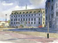 Wimbledon Town Hall, Broadway, Wimbledon