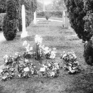 G36-180-02 New grave, flowers.jpg