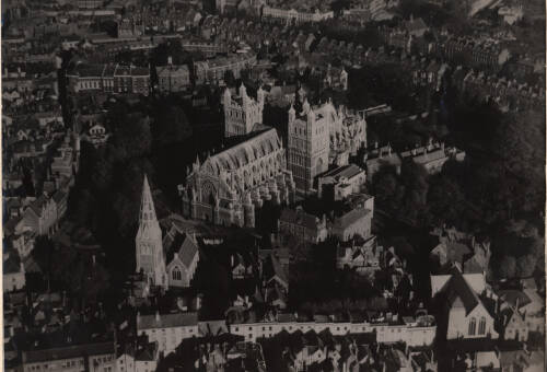 Exeter Cathedral Photographs