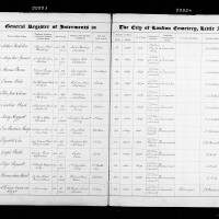 Burial Register 48 - January 1893 to December 1893