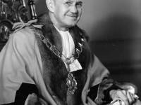 Alderman J R Beaumont, Mayor 1941-42
