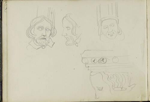 Page 3 of sketchbook 2