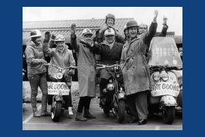 Mitcham and District Lambretta Club (The Goons)