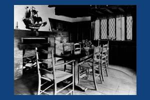 Oak Cottage, Wimbledon: dining room