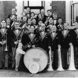 Chapeltown Silver Prize Band