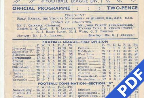 19500128 Grimsby Home FAC4