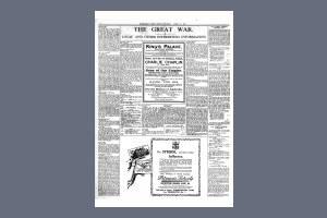 14 APRIL 1917