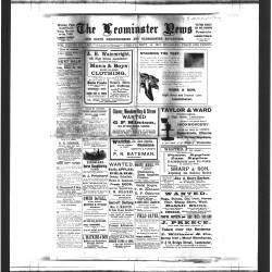 Leominster News - September 1917
