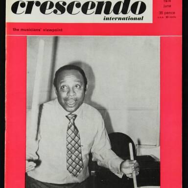 Crescendo 1974 June