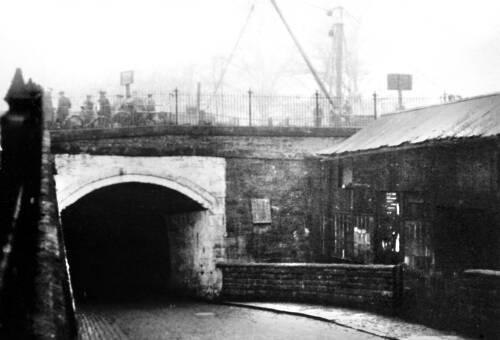 Whitbarrow aqueduct repairs