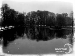Mill Pond, Wandle Park, Colliers Wood