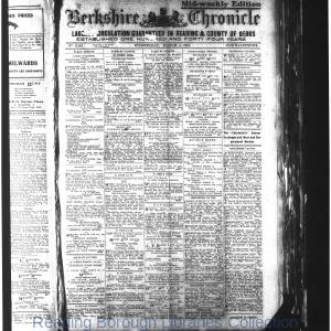 Berkshire Chronicle Reading 03-1914