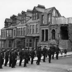 World War Two Farewell Parade