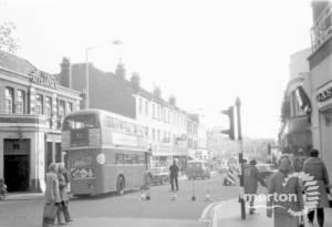 Wimbledon Hill Road, Wimbledon.