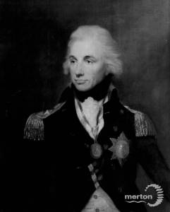 Admiral Lord Nelson by L F Abbott