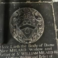 Alice Millard Tomb