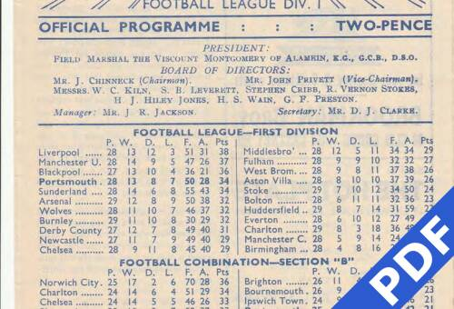 19500215 Manchester United FAC5R