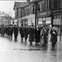Mayoral procession 1941