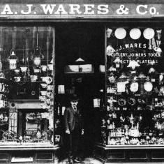 A J Ware's