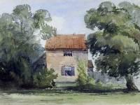 Mrs. Light's cottage, Wimbledon