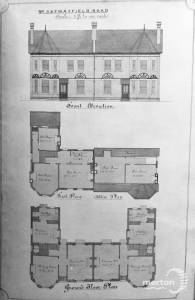 Mayfield Road: Plans and Elevations for No's 5 and 7