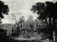 Military Review on Wimbledon Common