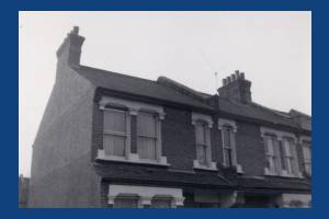Laburnum Road, Nos.1,3 & 5, Colliers Wood