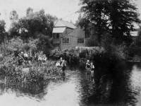 River Wandle near Terrier's Bridge