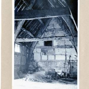Fownhope, 15th century barn