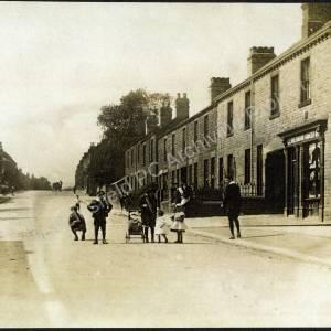 Wortley Road (upper part), High Green.