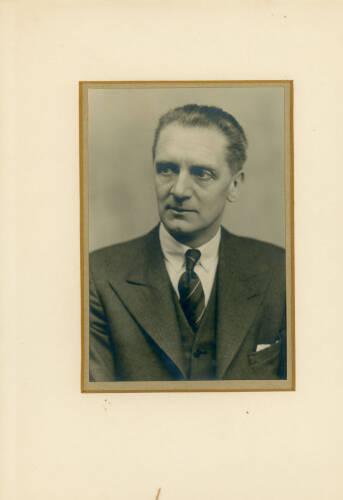 1935-36: Albert John Woodgate Hancock