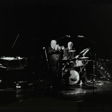 Dick Wellstood, Billy Butterfield, John Armatage and Mike Goodwin (left to right)