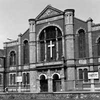 Linacre Methodist Church/Mission. Linacre Road, Litherland. (MSC Community Programme 1987)
