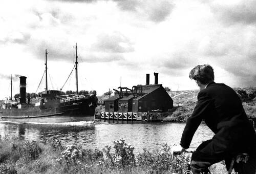 ** Manchester Ship Canal