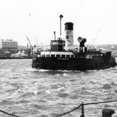 Shields Ferry 'Northumbrian'