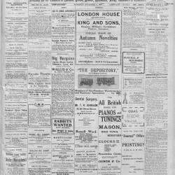 Hereford Journal - 7th November 1914