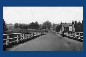 Beehive Bridge, Mitcham
