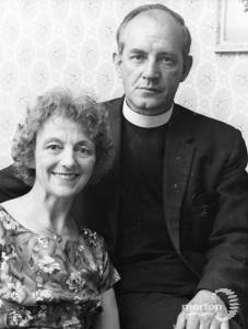 Rev. and Mrs. C. Waineright