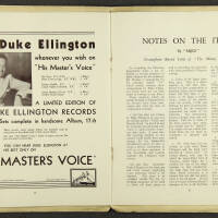 Duke Ellington Orchestra British Tour – July 1933 008