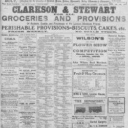 Hereford Journal - 29th August 1914