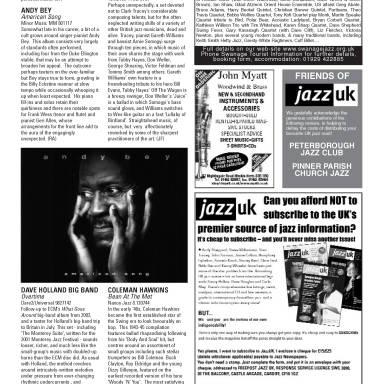 Jazz UK 63 0018