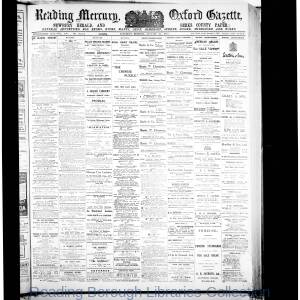 Reading Mercury Oxford Gazette 01-1920