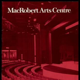 Macroberts Arts Centre, University of Stirling, November 1976 - PO1