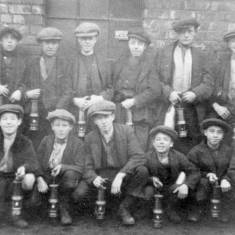 Colliery Boys, First Day